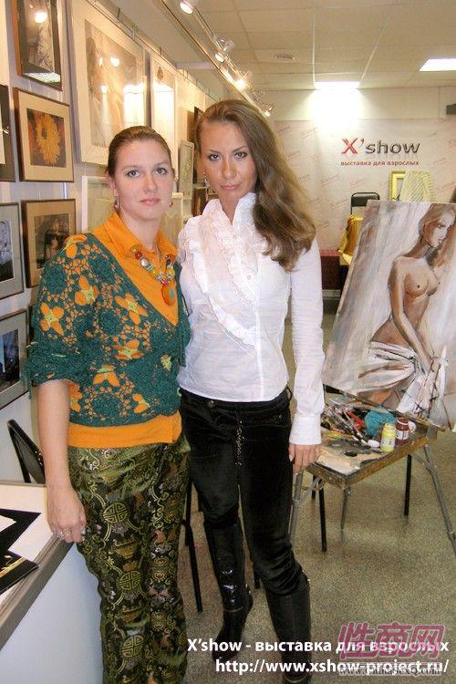 2010俄罗斯成人展艺术沙龙图片8