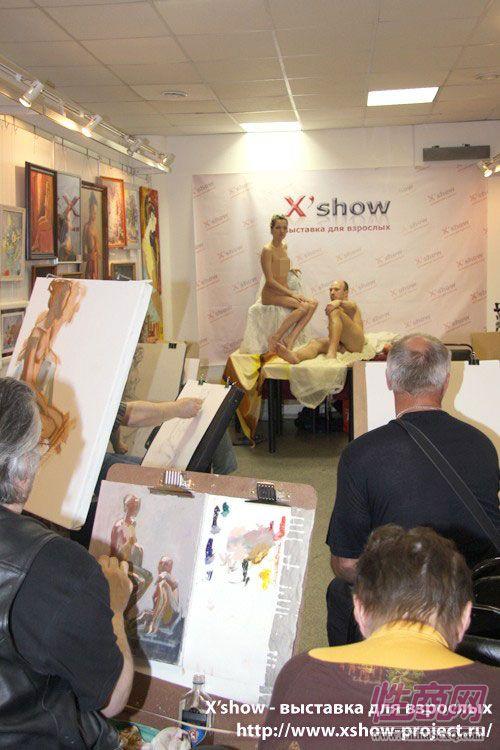 2010俄罗斯成人展艺术沙龙图片11