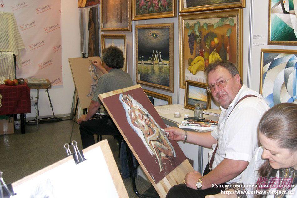 2010俄罗斯成人展艺术沙龙图片19