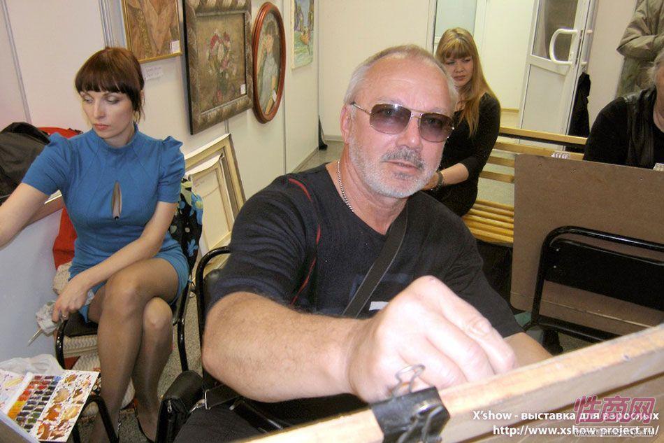 2010俄罗斯成人展艺术沙龙图片17