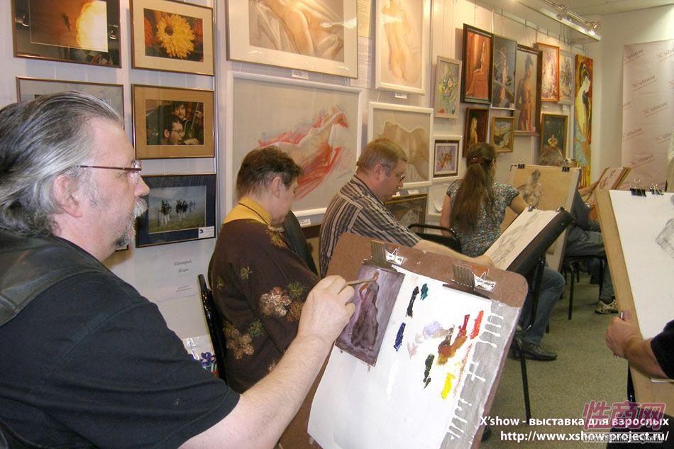2010俄罗斯成人展艺术沙龙图片18