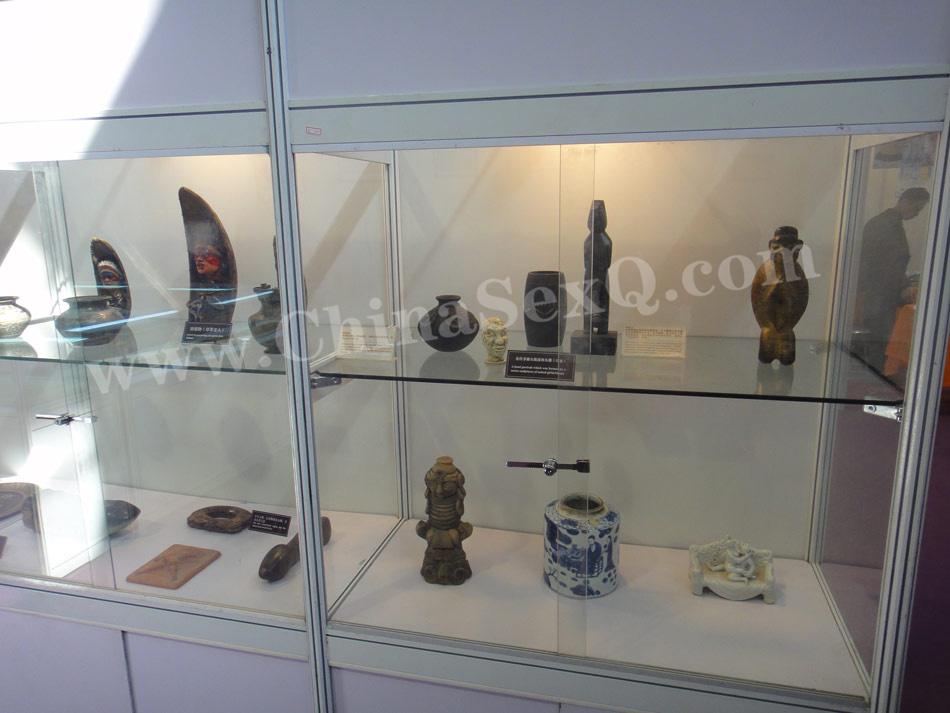 2013上海成人展性文物展览