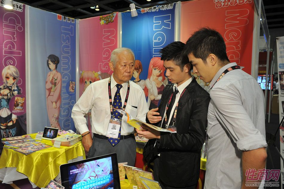 2013年亚洲成人博览参展企业图片18