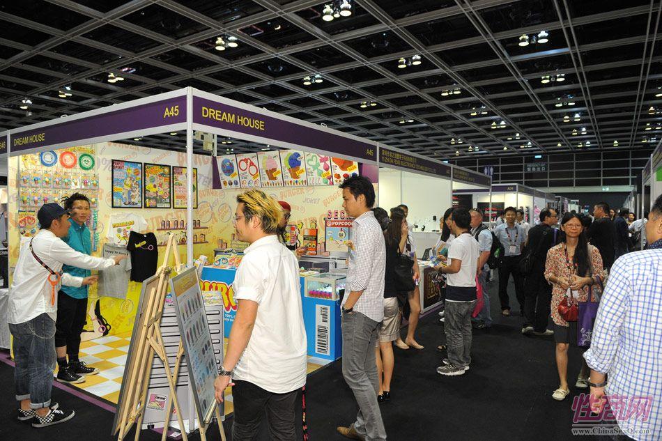 2013年亚洲成人博览参展企业图片13