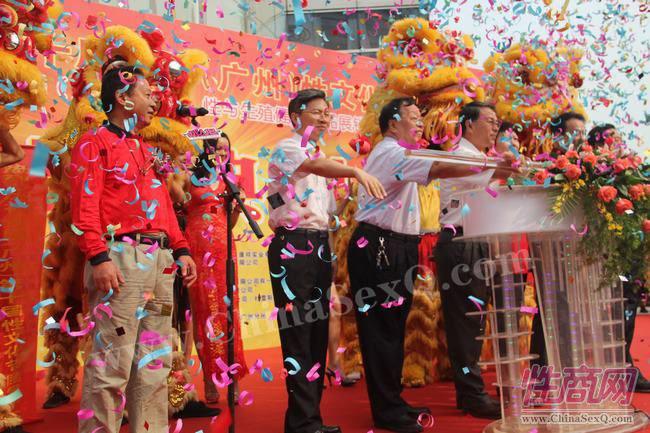 2012年10月6日上午九点,2012第十届全国(广州)性文化节暨第十四届全国(广州)计生、性与生殖健康用品及艺术品展销订货会于锦汉中心展馆隆重开幕,即日起到10月8日,在此将进行为期三天的性文化节及展销会。