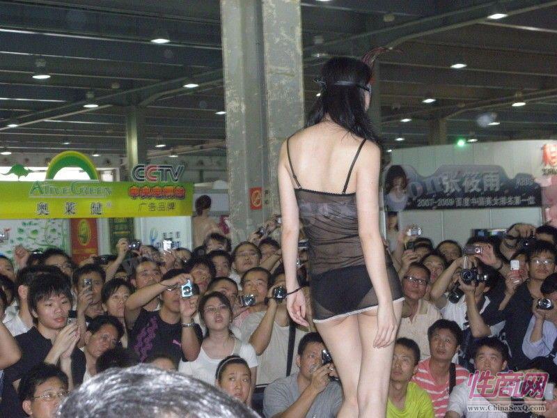 2009广州性文化节--情趣内衣表演(1)图片23