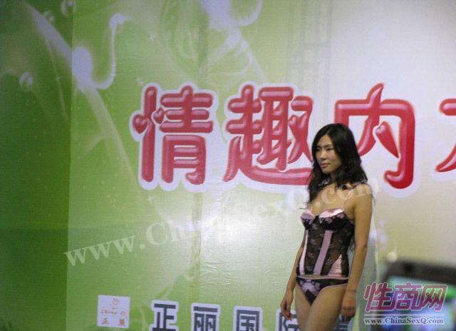 2008第六届全国广州性文化节――情趣内衣秀图片14