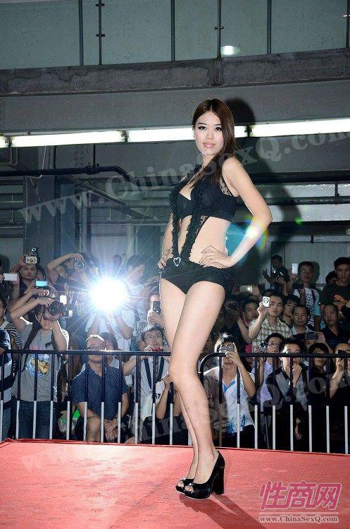 2012广州性文化节情趣内衣秀高清大图图片8