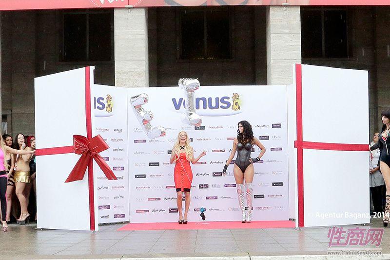 2014德国柏林成人展VENUS现场图片报道图片13