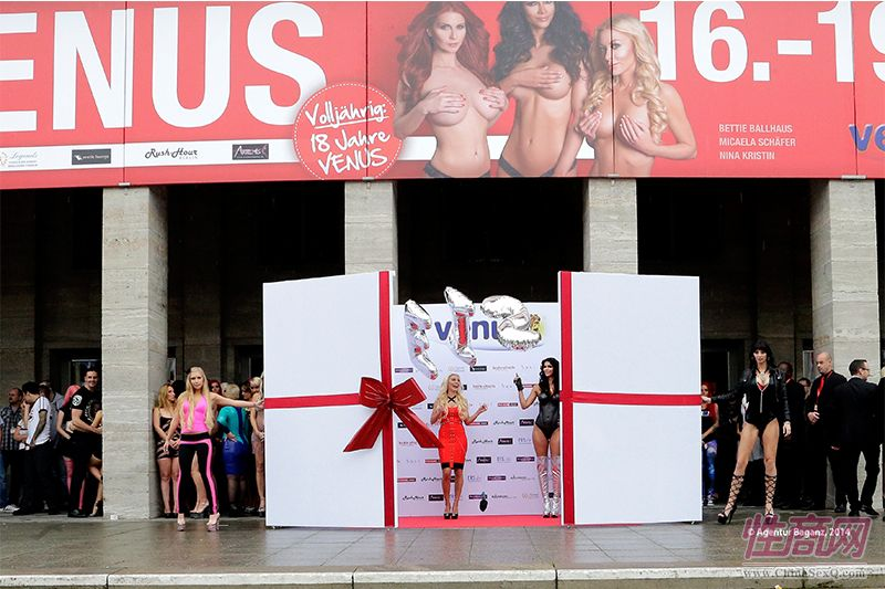 2014德国柏林成人展VENUS现场图片报道图片12