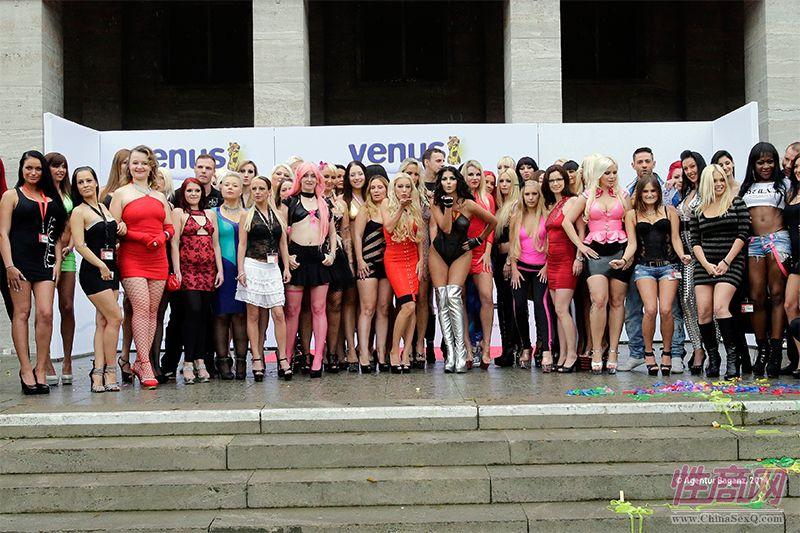 2014德国柏林成人展VENUS现场图片报道图片14