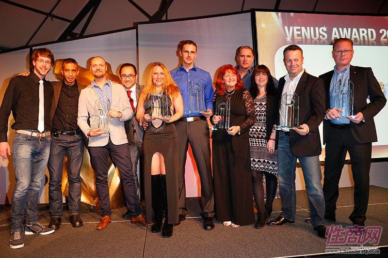 2014德国柏林成人展VENUS颁奖典礼报道图片5
