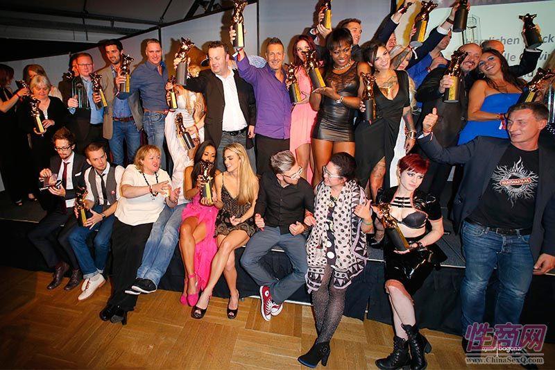 2014德国柏林成人展VENUS颁奖典礼报道图片12