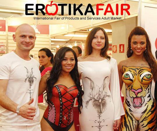 巴西成人展ErotikaFair