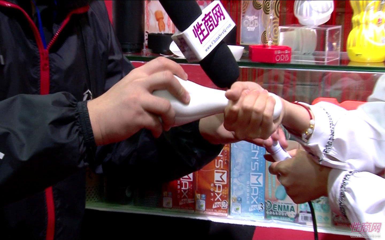 2014广州性文化节-性商网专访MensMax图片8
