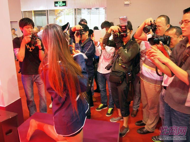 2014广州性文化节参展现场精彩图片报道图片28