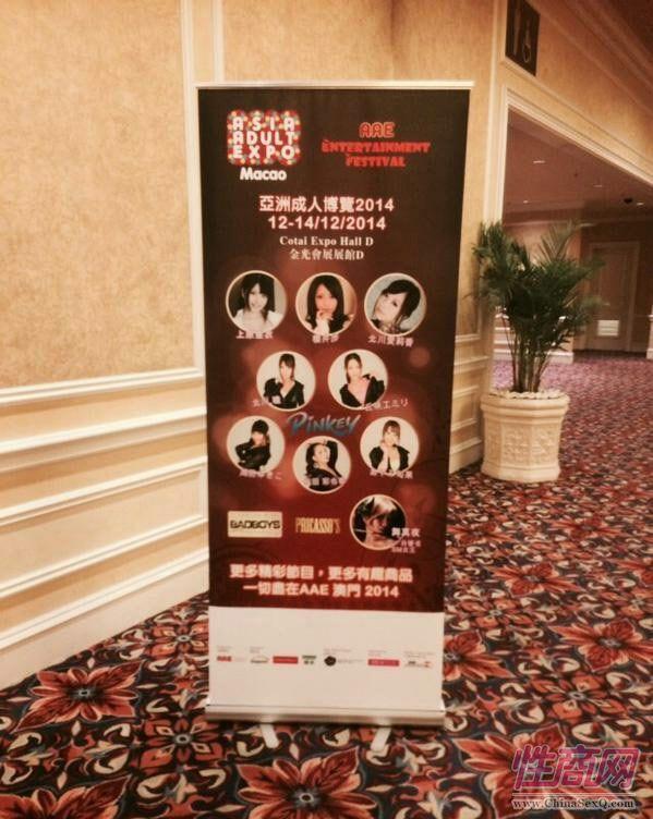 2014(澳门)亚洲成人博览AAE现场报道图片31