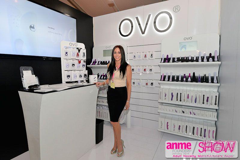 OVO参展2014洛杉矶成人展