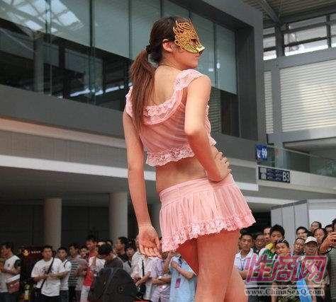 2013第五届西安性博会现场精彩图片报道图片30