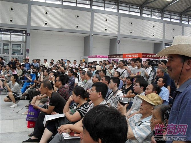 2013第五届西安性博会现场精彩图片报道图片33