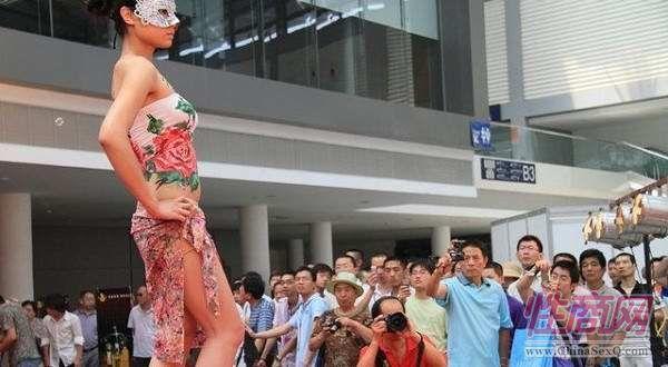 2013第五届西安性博会现场精彩图片报道图片34