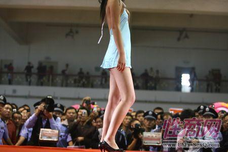 2008首届郑州性文化节情趣内衣秀