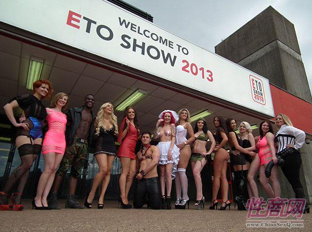 2013英国成人展(ETO)现场报道(组图)图片1