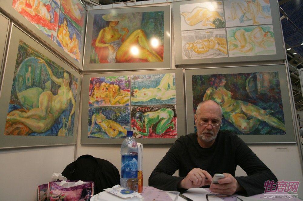 2014俄罗斯成人展现场报道――艺术沙龙图片10