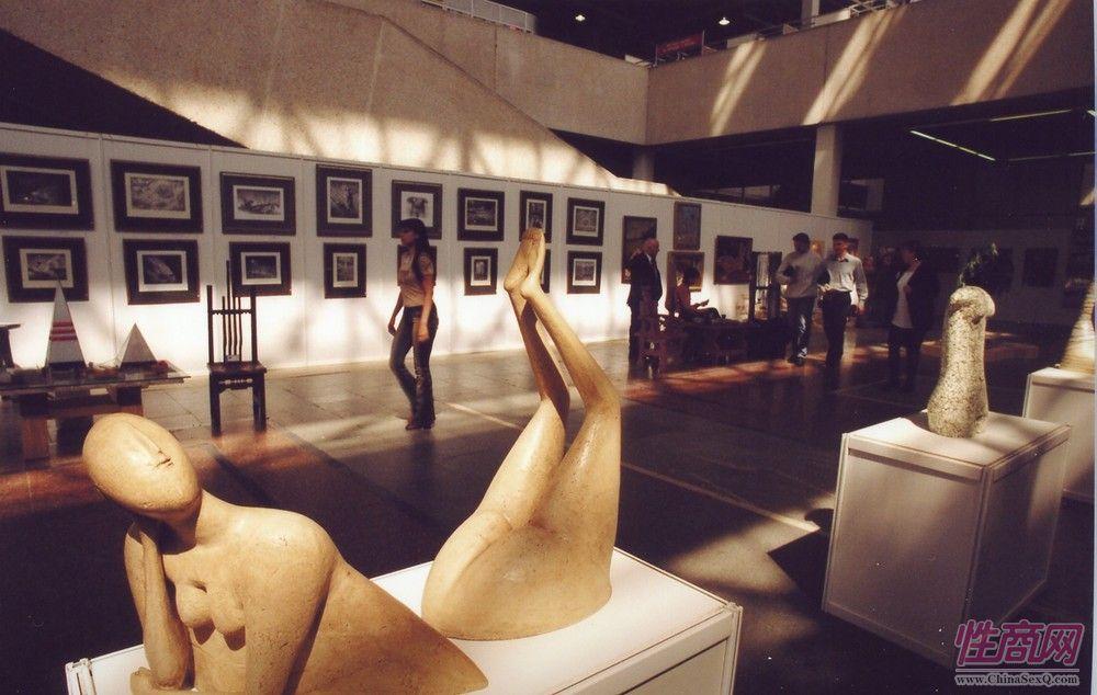 2014俄罗斯成人展现场报道――艺术沙龙图片13