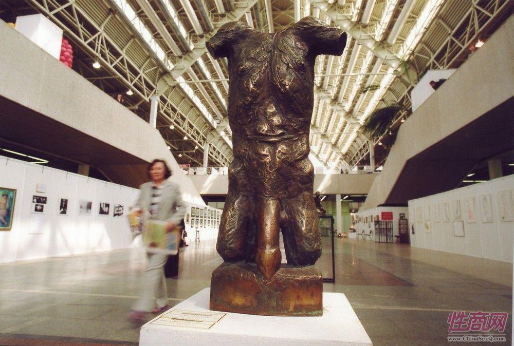 2014俄罗斯成人展现场报道――艺术沙龙图片23