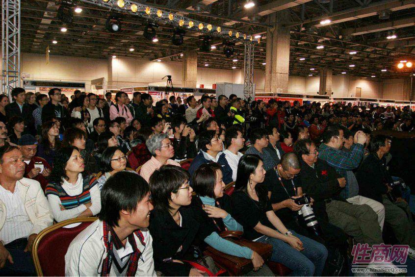 2008亚洲成人博览AAE现场报道―精彩表演图片4