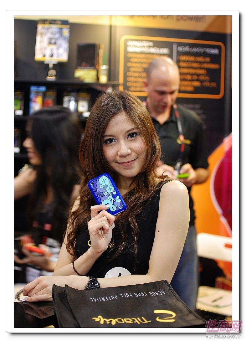 2009亚洲成人博览AAE现场报道―ShowGirls图片8