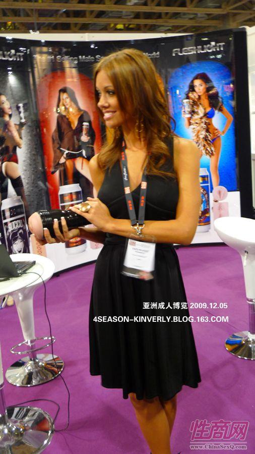 2009亚洲成人博览AAE现场报道―ShowGirls图片11