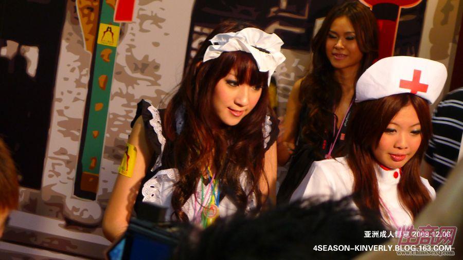 2009亚洲成人博览AAE现场报道―ShowGirls图片16
