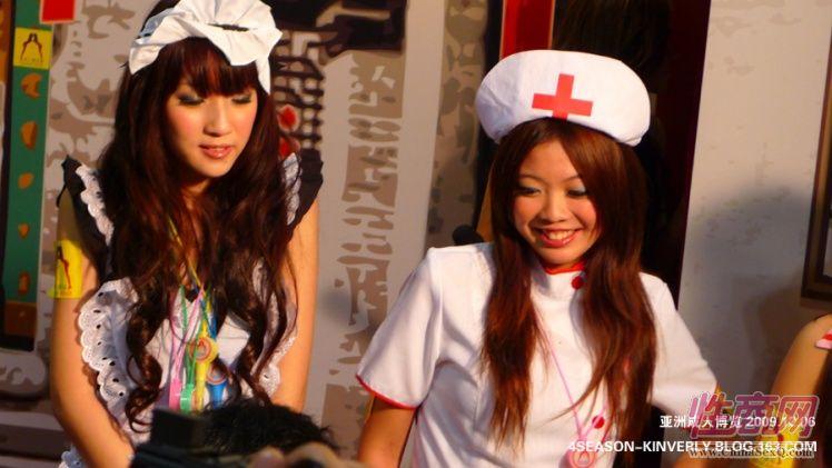 2009亚洲成人博览AAE现场报道―ShowGirls图片17