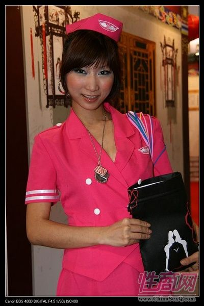 2009亚洲成人博览AAE现场报道―ShowGirls图片19