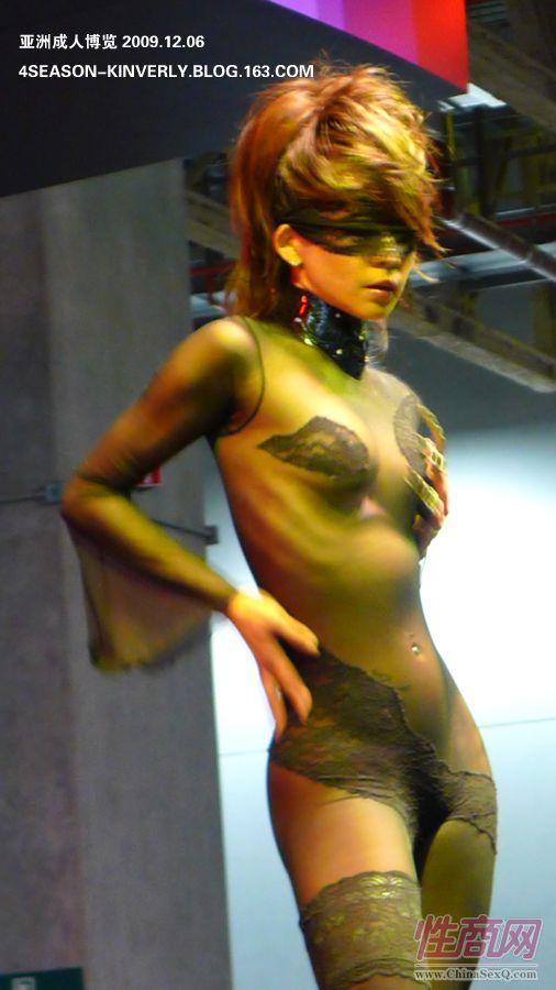 2009亚洲成人博览日本Libido钢管舞表演图片9