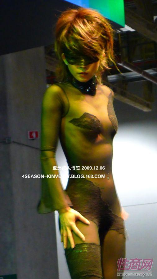 2009亚洲成人博览日本Libido钢管舞表演图片10