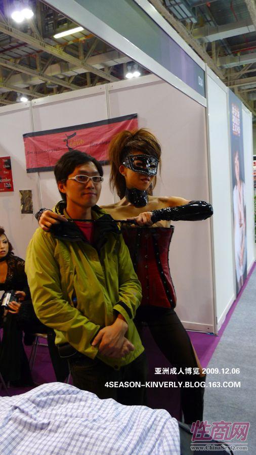 2009亚洲成人博览日本Libido钢管舞表演图片19