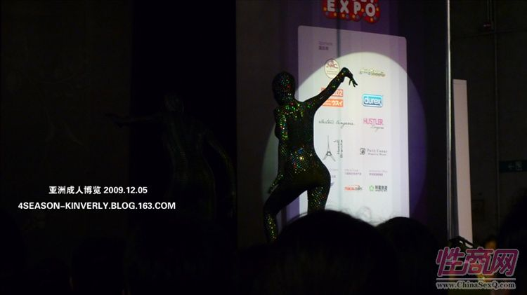 2009亚洲成人博览日本Libido钢管舞表演图片22