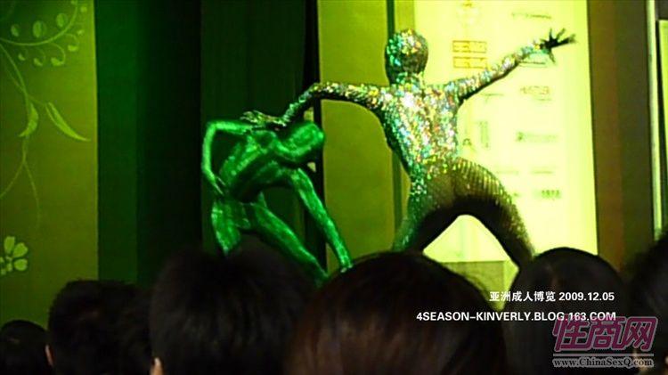 2009亚洲成人博览日本Libido钢管舞表演图片23