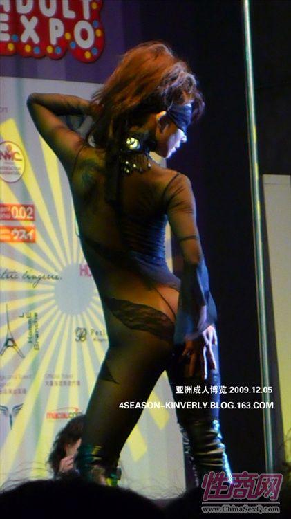 2009亚洲成人博览日本Libido钢管舞表演图片27