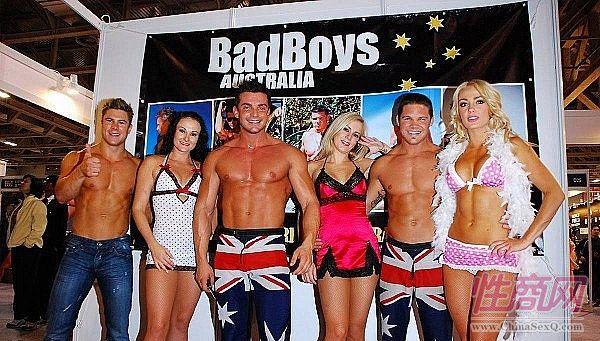 2009亚洲成人博览澳大利亚歌舞表演图片1