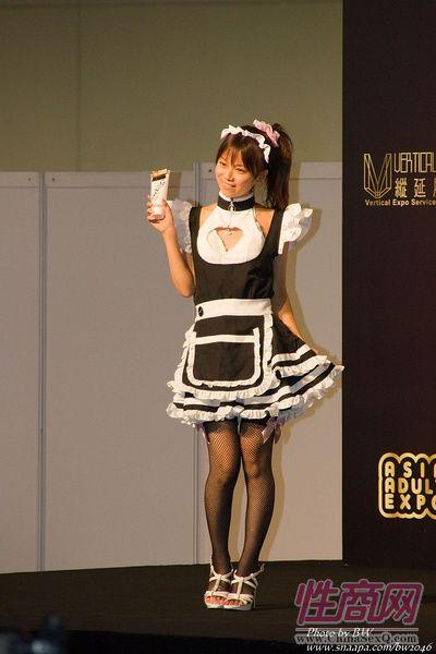 2010亚洲成人博览AAE现场报道―AV女优图片8