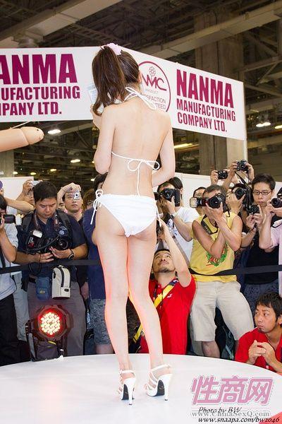 2010亚洲成人博览AAE现场报道―AV女优图片10