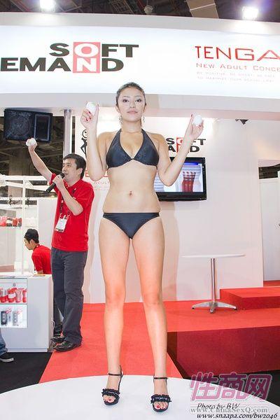 2010亚洲成人博览AAE现场报道―AV女优图片12