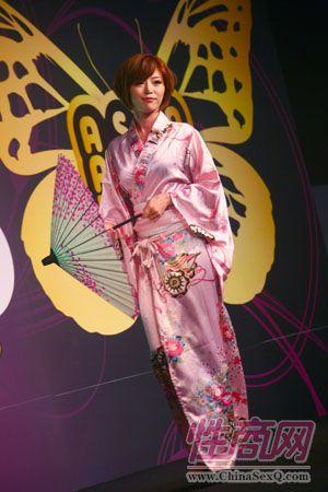 2011亚洲成人博览AAE现场报道―精彩表演图片15