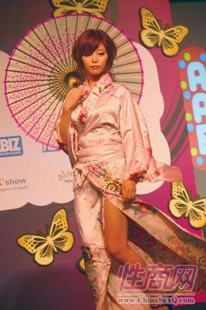 2011亚洲成人博览AAE现场报道―精彩表演图片13