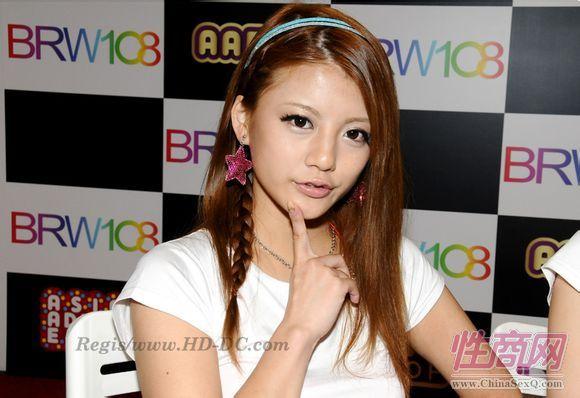 日本女优大桥未久参加2011亚洲成人博览_4图片3