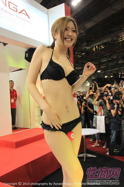 2010亚洲成人博览AAE现场报道―AV女优图片16